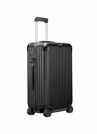 Rimowa Rimowa Essential Check In Medium  Bavul 101586063 Siyah
